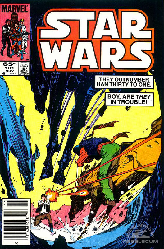 Star Wars (Marvel) #101