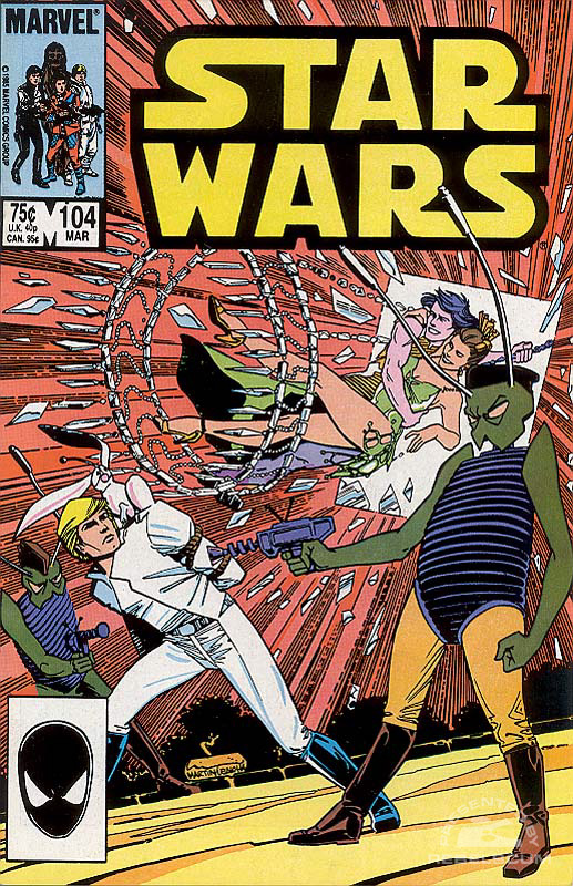 Star Wars (Marvel) #104