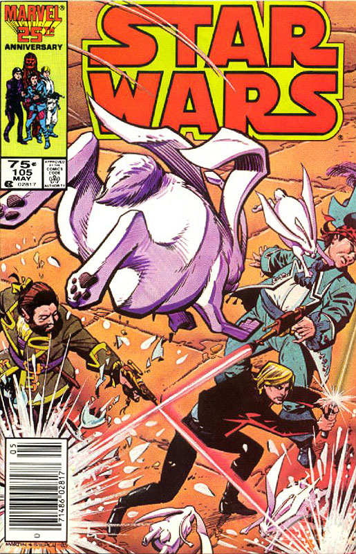 Star Wars (Marvel) #105