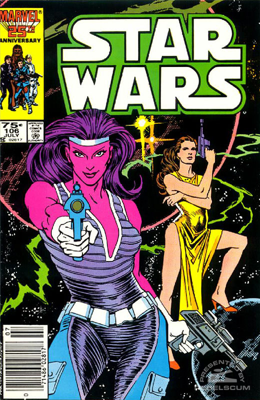 Star Wars (Marvel) #106