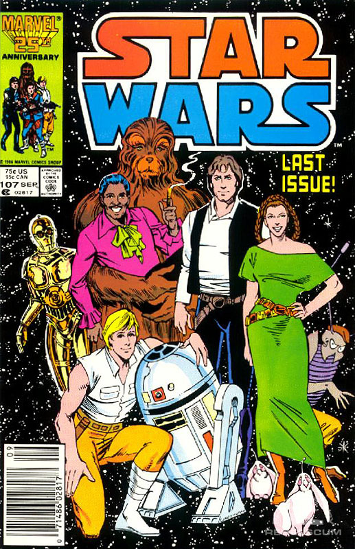 Star Wars (Marvel) #107