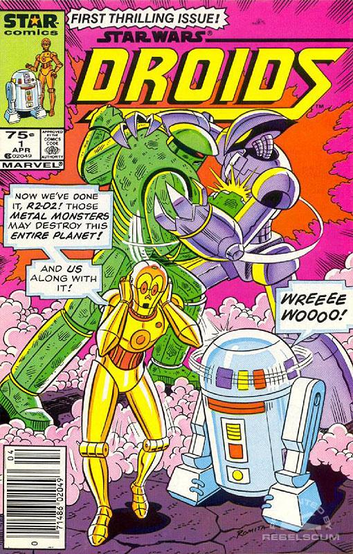 Droids (Marvel) #1