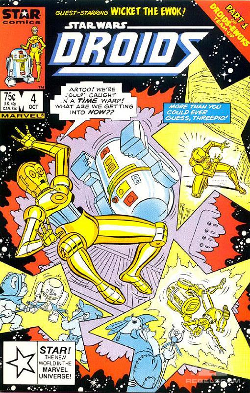 Droids (Marvel) #4