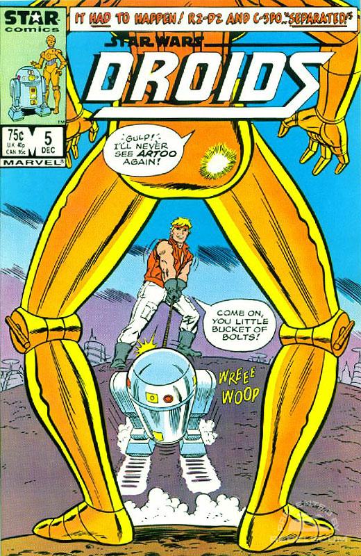 Droids (Marvel) #5