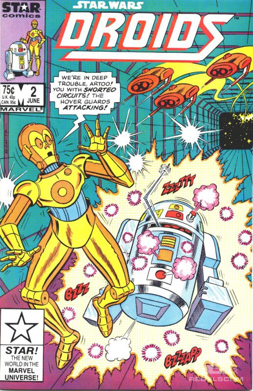 Droids (Marvel) #2