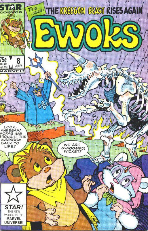 Ewoks 8 (direct market edition)