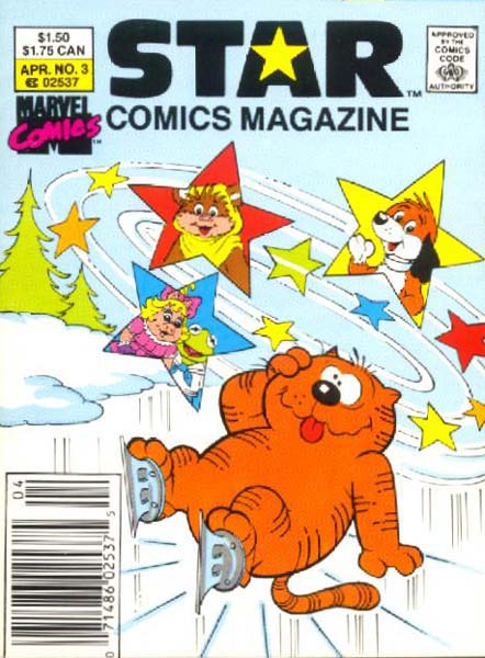 Star Comics Magazine #3