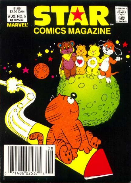 Star Comics Magazine #5