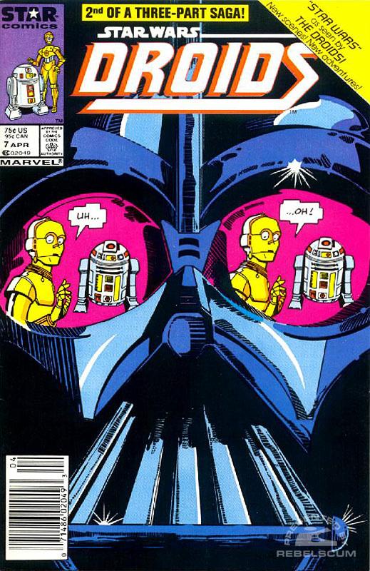 Droids (Marvel) #7