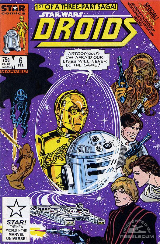 Droids (Marvel) #6