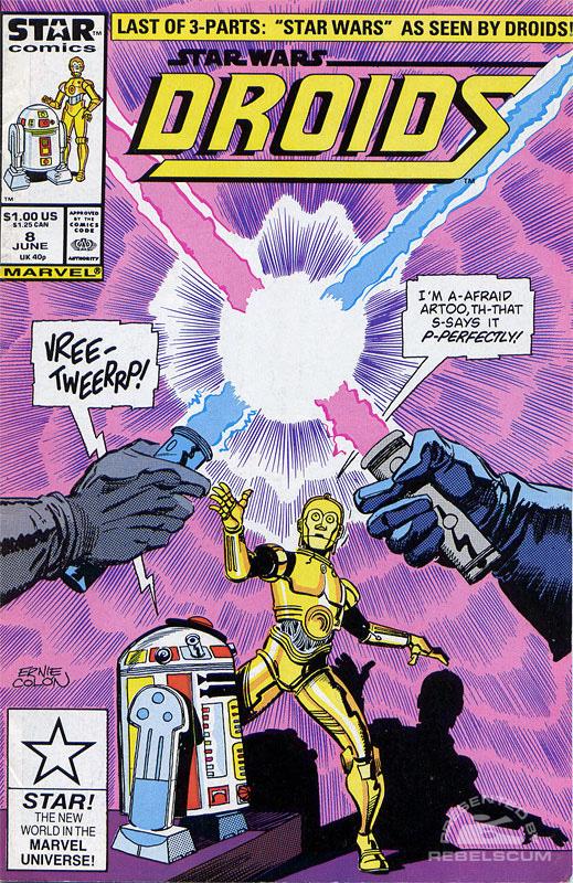 Droids (Marvel) #8