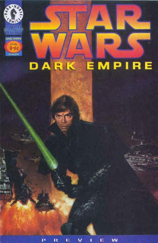 Dark Empire Preview