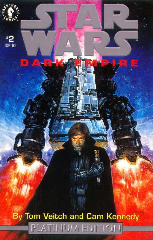Dark Empire #2 (Platinum Edition)
