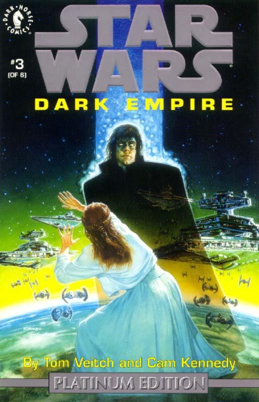 Dark Empire #3 (Platinum Edition)