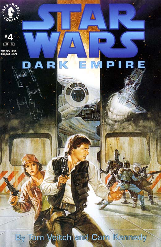 Dark Empire #4