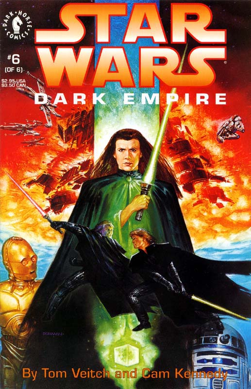 Dark Empire #6