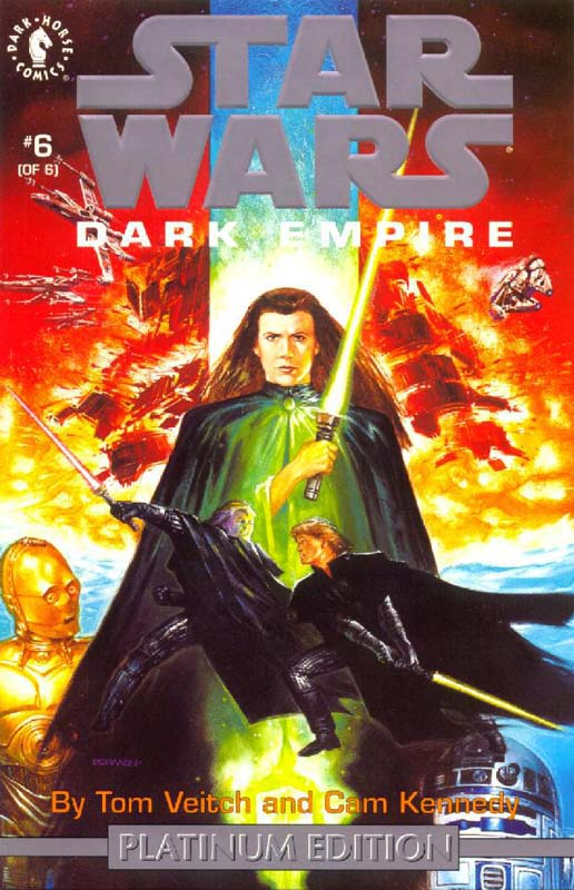Dark Empire #6 (Platinum Edition)