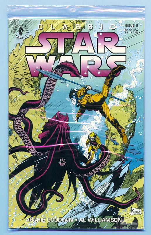 Classic Star Wars 8 (Bagged)