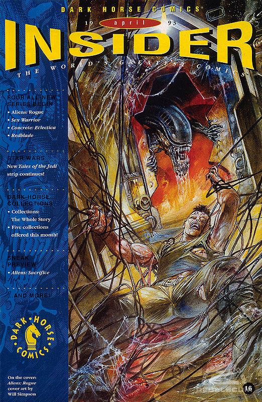 Dark Horse Insider, Volume 2 #16