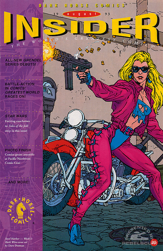 Dark Horse Insider, Volume 2 #20