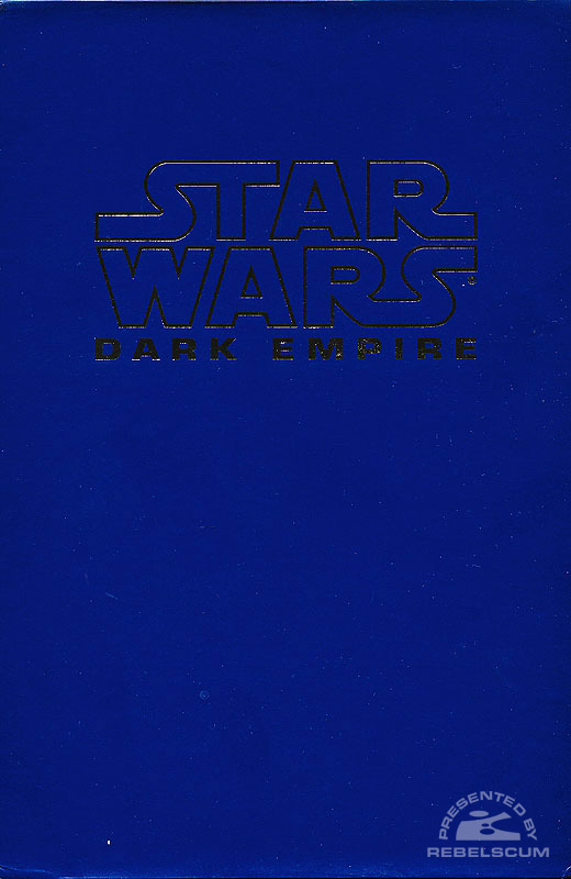 Dark Empire Limited Edition Hardcover