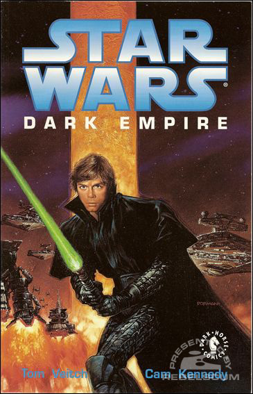Dark Empire Trade Paperback (4th printing)