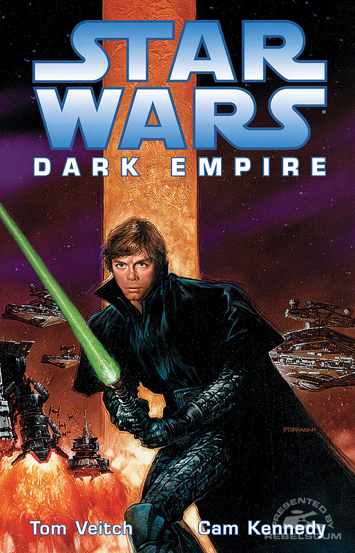 Dark Empire Trade Paperback