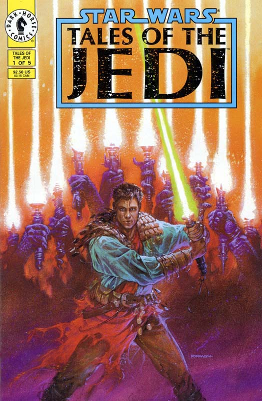 Tales of the Jedi #1