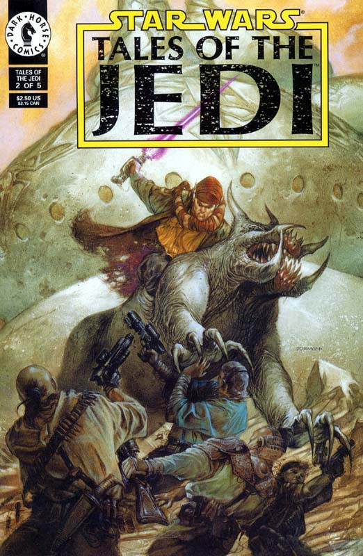 Tales of the Jedi #2