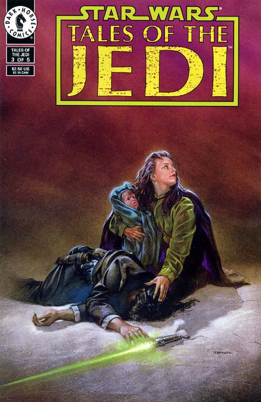 Tales of the Jedi #3