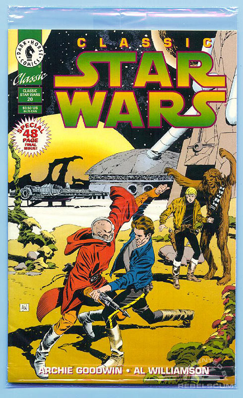 Classic Star Wars 20 (Bagged)