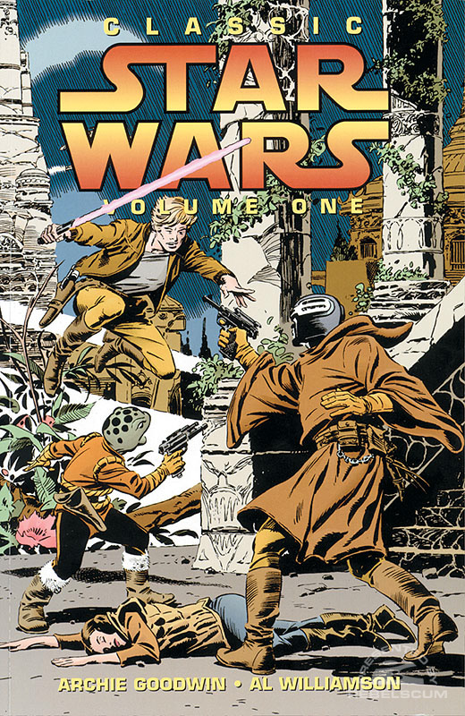 Classic Star Wars Trade Paperback #1