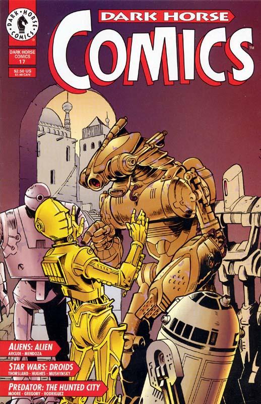 Dark Horse Comics #17