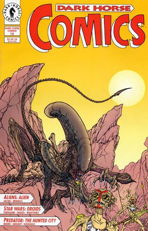 Dark Horse Comics #18
