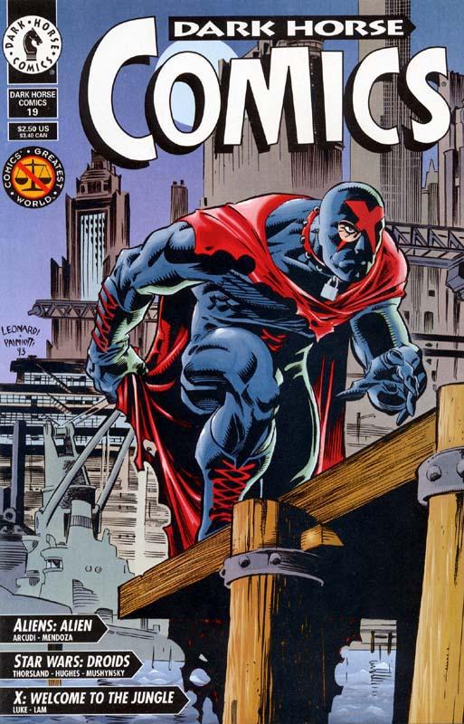 Dark Horse Comics #19