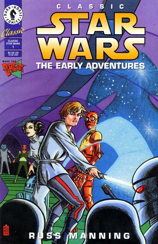 The Early Adventures #1