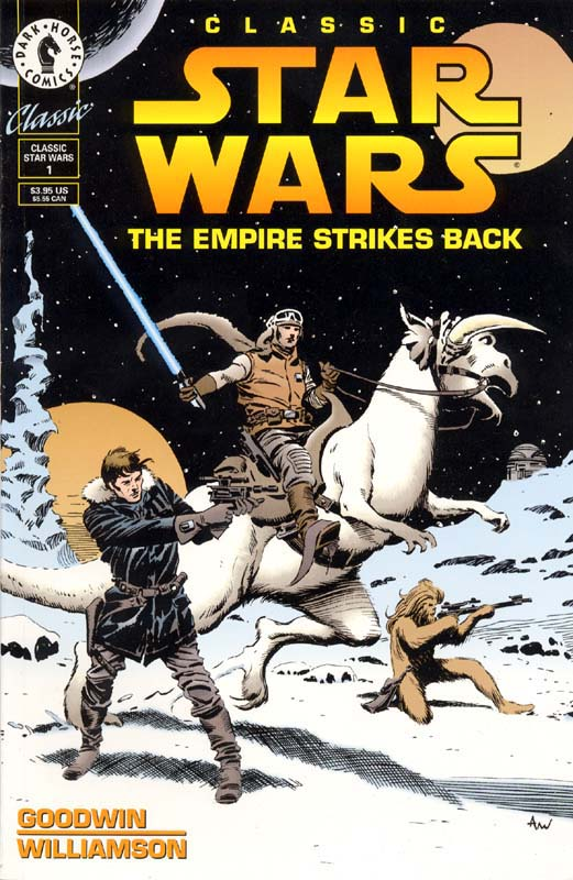 Classic Episode V - The Empire Strikes Back #1
