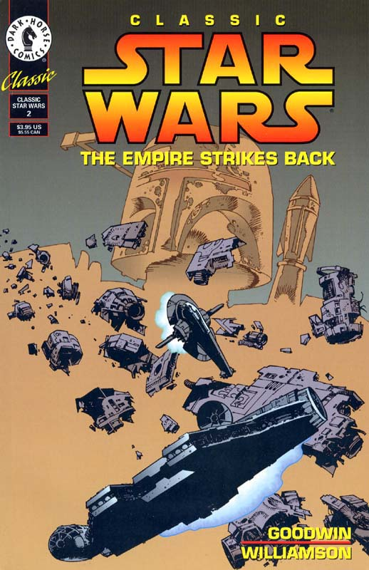 Classic Episode V - The Empire Strikes Back #2
