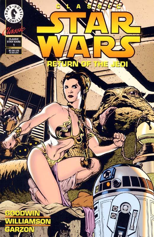 Classic Episode VI - Return of the Jedi #1