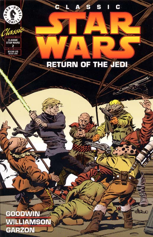 Classic Episode VI - Return of the Jedi #2