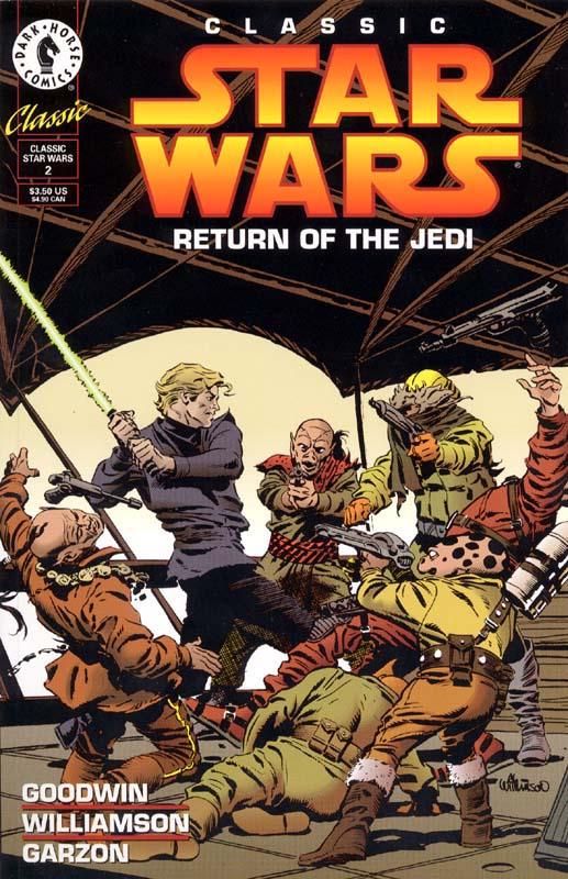 Classic Episode VI - Return of the Jedi 2