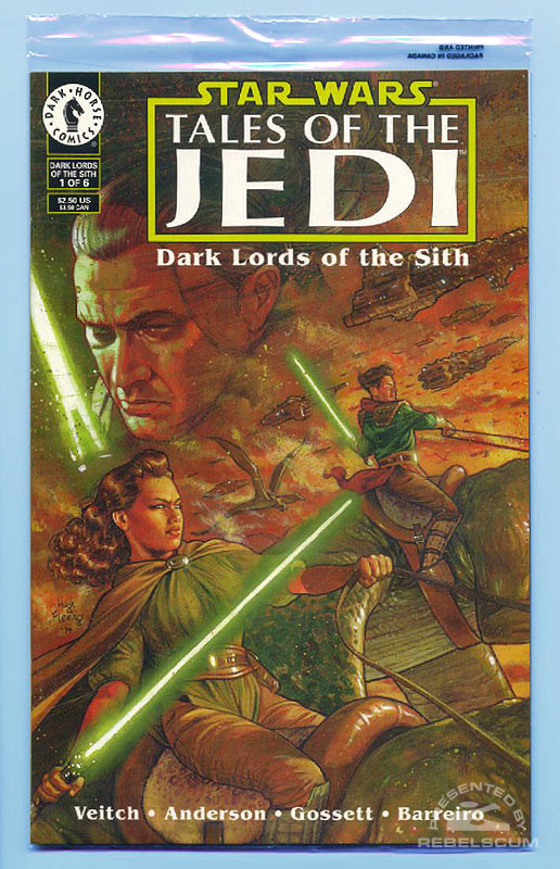 Tales of the Jedi: Dark Lords of the Sith 1 (Bagged)