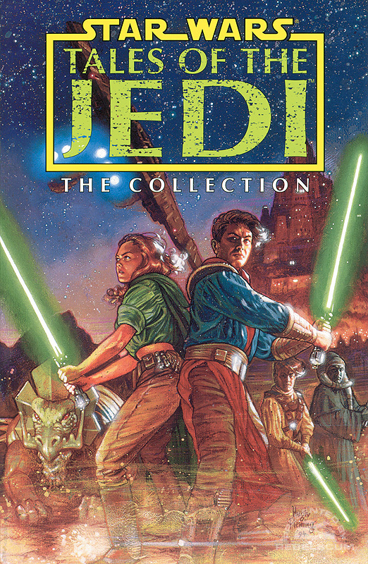 Tales of the Jedi: The Collection Trade Paperback (1st Printing)