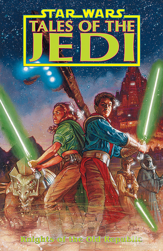 Tales of the Jedi: Knights of the Old Republic Trade Paperback (5th Printing)