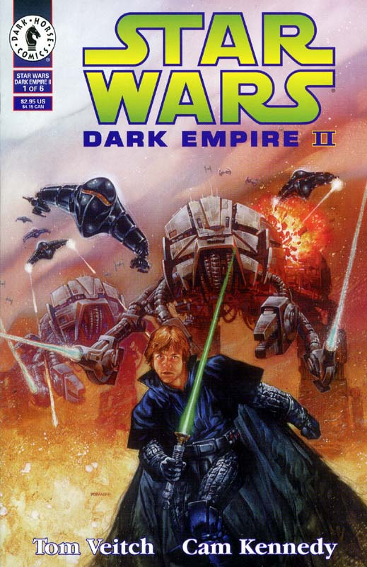 Dark Empire II #1