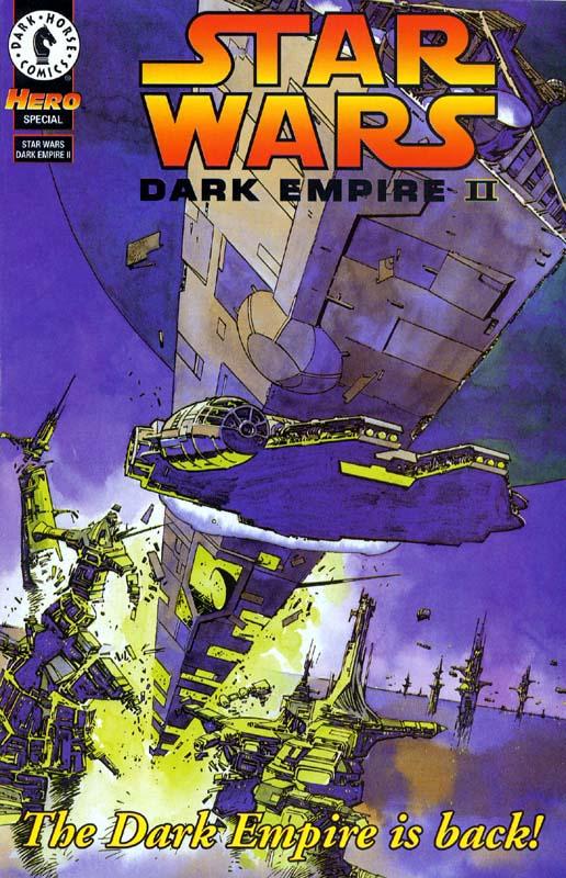Dark Empire II Hero Illustrated Special