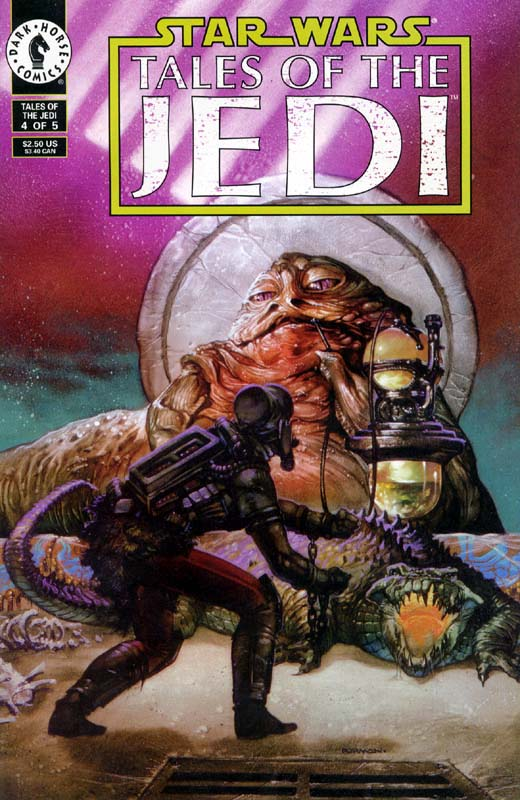 Tales of the Jedi #4
