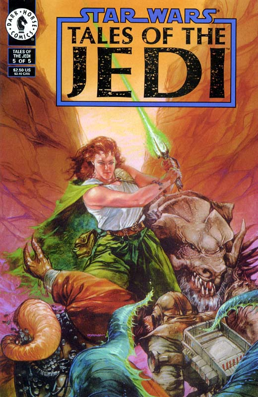 Tales of the Jedi #5