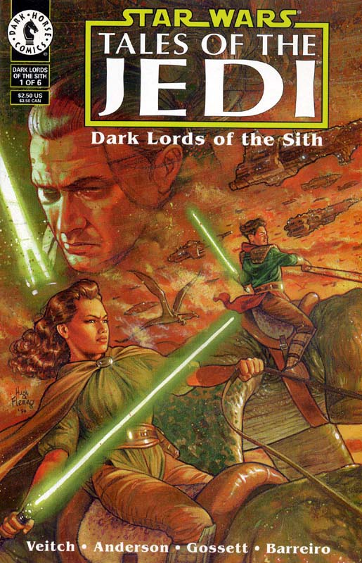 Dark Lords of the Sith #1