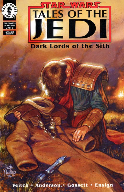 Dark Lords of the Sith #3